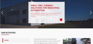 New Web Site ATS